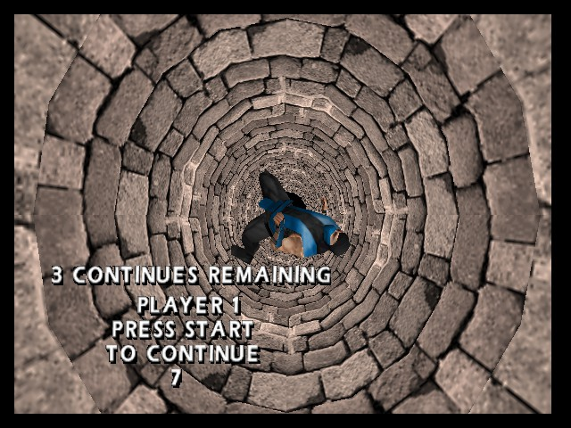 Mortal Kombat 4 - Menus Continue -  - User Screenshot